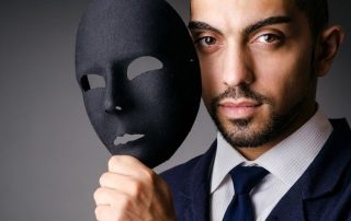 the rise of the inauthentic male